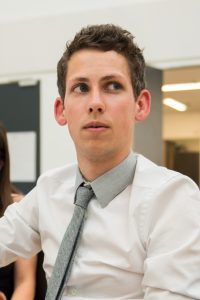 Stephen Rodwell Ark Teacher Training trainee