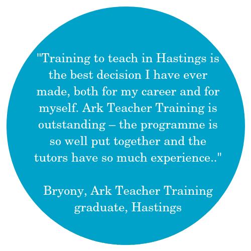 Time for a change of career? – Ark Teacher Training