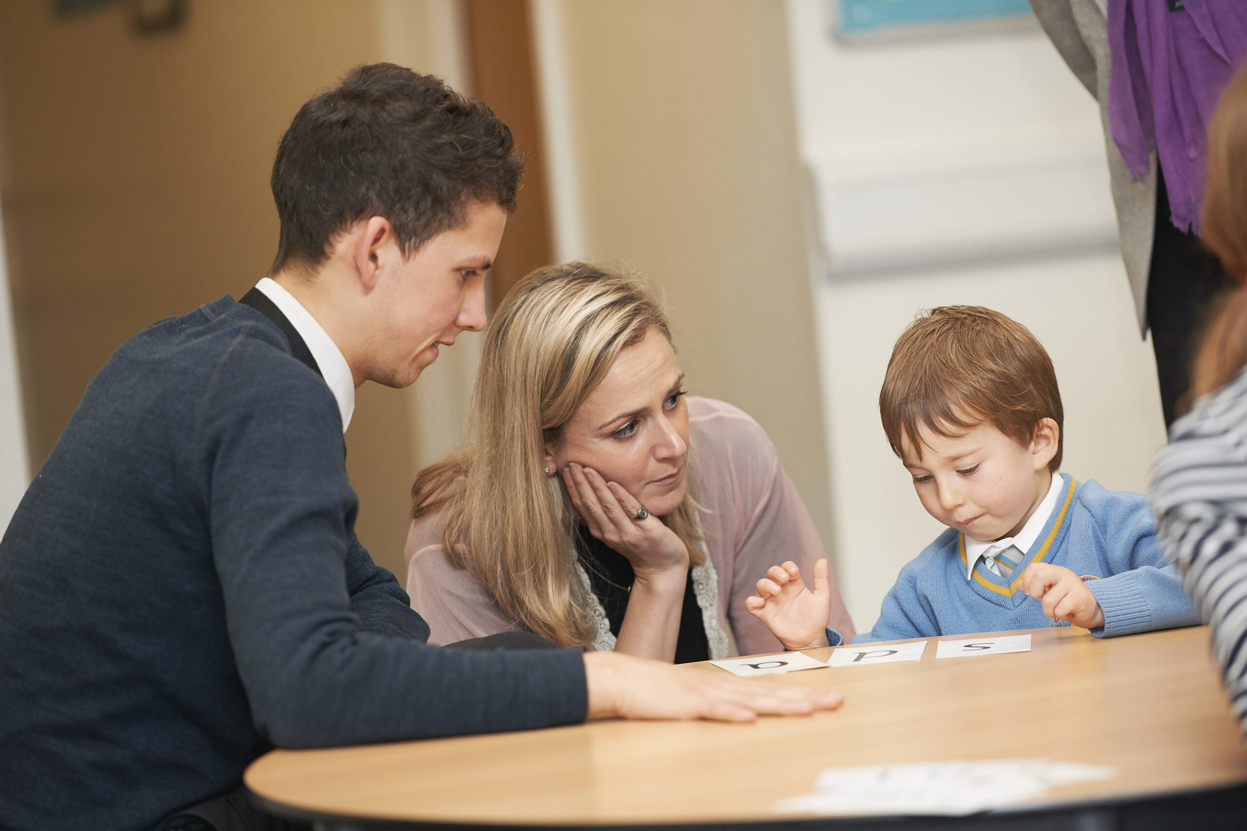 Graduate co-teacher programme with Ark Teacher Training